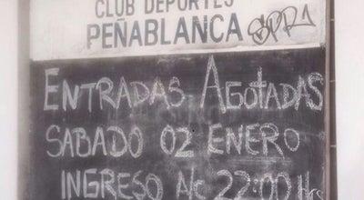 Photo of Speakeasy Sede Club Deportes Peñablanca at Chile