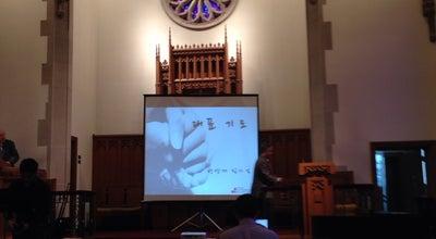 Photo of Church First Presbyterian Church Evanston at 1427 Chicago Ave, Evanston, IL 60201, United States