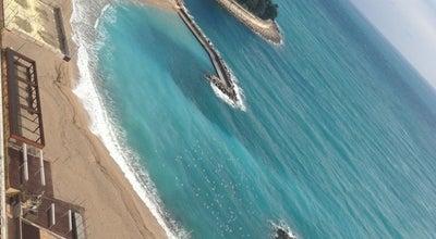 Photo of Beach Private Beach @ Le Meridien Beach Plaza at 22 Avenue Princesse Grace, Monte Carlo 98000, Monaco