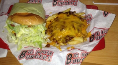 Photo of American Restaurant Big House Burgers at 2209 S Brahma Blvd, Kingsville, TX 78363, United States