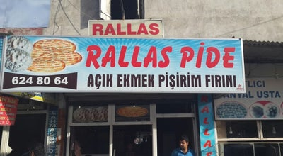 Photo of Bakery RALLAS PİDE at Tekke Mahallesi, Tarsus, Turkey