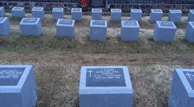 Photo of Monument / Landmark Английское мемориальное кладбище at Возле Ул. Рогозерская, 17, Мурманск, Russia