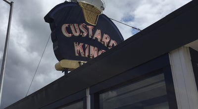 Photo of Ice Cream Shop Custard King at 1597 Commercial St, Astoria, OR 97103, United States