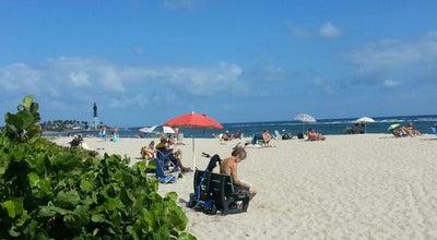Photo of Park Pompano Beach North Ocean Park at 1500 N Ocean Blvd, Pompano Beach, FL 33062, United States