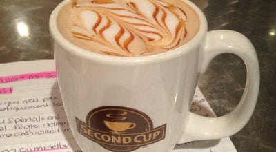Photo of Cafe Second Cup at 3400 Ch. Des Quatre Bourgeois, Ste-Foy, QC G1W 2L3, Canada