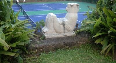 Photo of Tennis Court Cuernavaca Racquet Club at Av. Francisco Villa No. 100, Cuernavaca, Mexico