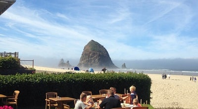 Photo of Seafood Restaurant Wayfarer Restaurant & Lounge at 1190 Pacific Ave, Cannon Beach, OR 97110, United States