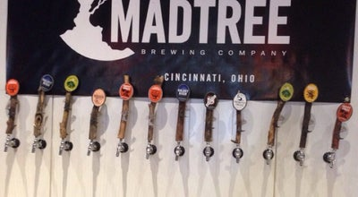 Photo of Nightclub MadTree Brewing Company at 5164 Kennedy Ave, Cincinnati, OH 45213, United States