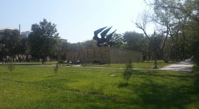 Photo of Park Zorge parkı at Vagif Pr., Baku, Azerbaijan
