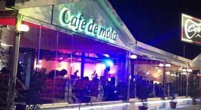 Photo of Cafe Cafe de mola at Kocatepe Mh. Hudut Yolu Cd. No:1, İstanbul, Turkey