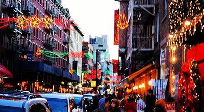 Photo of Neighborhood Little Italy at 112 Mulberry St, New York, NY 10013, United States