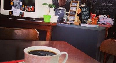 Photo of Coffee Shop Uma Origem Café at Rua Brejaúna, 43, Florianópolis 88034-403, Brazil