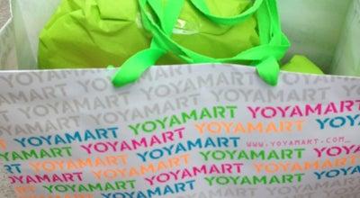Photo of Toy / Game Store Yoyamart at 15 Gansevoort St, New York, NY 10014, United States