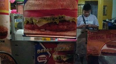 Photo of Burger Joint Gerai Burger  & Oblong at Kampung Bukit Changgang, Banting, Malaysia