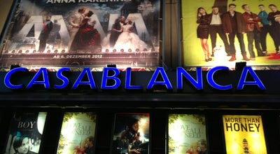 Photo of Indie Movie Theater Casablanca at Kortumstr. 11, Bochum 44787, Germany