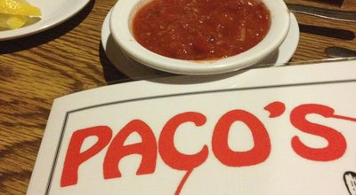 Photo of Mexican Restaurant Paco's Tacos at 300 Crocker Blvd, Mount Clemens, MI 48043, United States