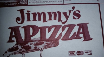 Photo of Pizza Place Jimmy's Apizza at 315 New Haven Ave, Milford, CT 06460, United States