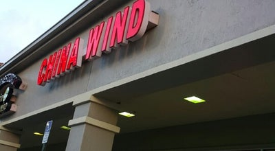 Photo of Chinese Restaurant China Wind at 12830 Sw 120th St, Miami, FL 33186, United States