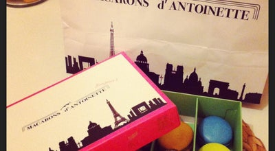 Photo of Dessert Shop Macarons d'Antoinette at Turan Emeksiz Sk. 7/24 Gop, Ankara 06700, Turkey