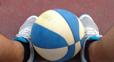 Photo of Basketball Court Ενιαίος χώρος γηπέδων 2ου Γυμνασίου και 2ου Γενικού Λυκείου του Δήμου Βριλησσίων at Greece