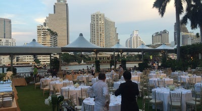 Photo of Breakfast Spot River Café & Terrace at The Peninsula Bangkok, Khlong San 10600, Thailand