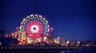 Photo of Pier Santa Monica Pier at 200 Santa Monica, Santa Monica, CA 90401, United States