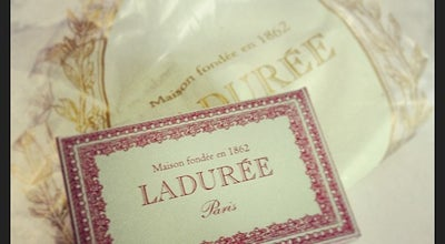 Photo of French Restaurant Laduree Geneve Cours de Rive at Cours De Rive 7, Geneva 1204, Switzerland