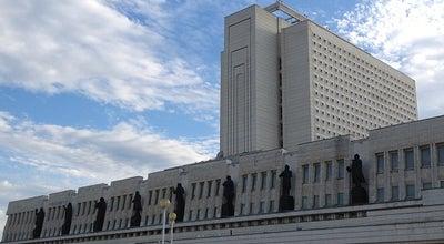 Photo of Library Библиотека им. Пушкина at Ул. Красный Путь, 11, Омск 644043, Russia