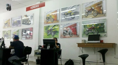 Photo of Motorcycle Shop Planeta Motos at São José dos Campos, Brazil