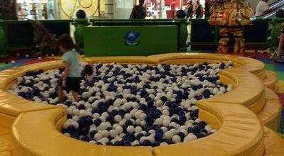 Photo of Theme Park Magic Games at Brisamar Shopping, São Paulo, Brazil