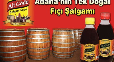 Photo of Juice Bar Ali Göde Şalgam at Kurtuluş Cad. Kuruköprü, adana, Turkey