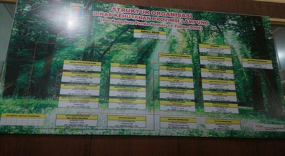 Photo of Monument / Landmark Dinas Kehutanan Provinsi Lampung at Jl.zainal Abidin Pagar Alam, Bandar Lampung, Indonesia