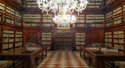 Photo of Library Biblioteca Comunale Teresiana at Via Dottrina Cristiana, 8, Mantova, Italy