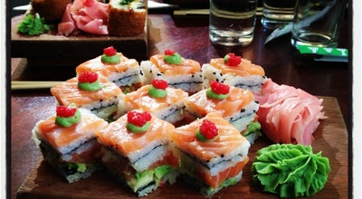 Photo of Sushi Restaurant Salushi at Protea Rd., Claremont, South Africa