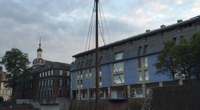 Photo of Harbor / Marina Alter Hafen at Rathausufer, Düsseldorf 40213, Germany