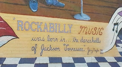 Photo of History Museum International Rockabilly Hall of Fame & Museum at 105 N Church St, Jackson, TN 38301, United States