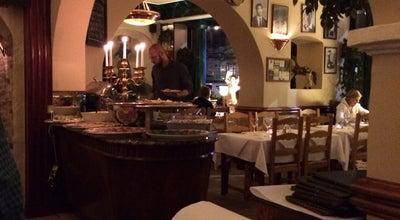 Photo of Italian Restaurant Restaurant Italia at Åboulevarden 9, Århus C 8000, Denmark