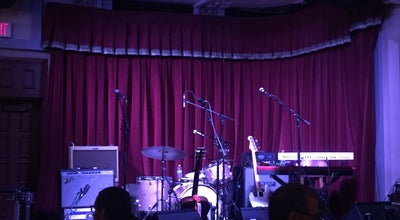 Photo of Music Venue Cactus Cafe at 2247 Guadalupe St, Austin, TX 78705, United States
