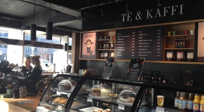 Photo of Coffee Shop Te & Kaffi at Borgartún 21, Reykjavík 105, Iceland