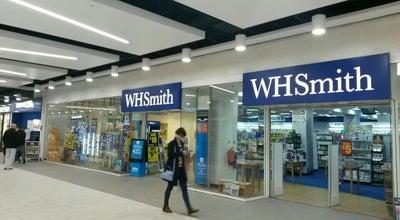 Photo of Bookstore WHSmith at 14 Newland Walk, Northampton NN1 2EW, United Kingdom