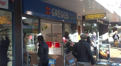 Photo of Bakery Greggs at 51 Abington St, Northampton NN1 2AW, United Kingdom
