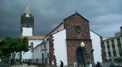 Photo of Church Sé do Funchal at Largo Da Sé, Funchal 9000, Portugal