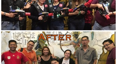 Photo of Laser Tag Laser Battle Queensbay Mall at Bayan Lepas, Malaysia