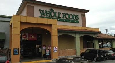 Photo of Supermarket Whole Foods Market at 331 N Glendale Ave, Glendale, CA 91206, United States