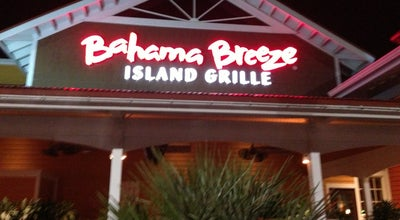 Photo of Caribbean Restaurant Bahama Breeze Island Grille at 8160 W Irlo Bronson Memorial Hwy, Kissimmee, FL 34747, United States