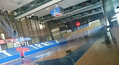 """Photo of Basketball Court Salla e Sportit - """"Pallati I Rinisë"""" at Kosovo"""