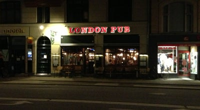 Photo of Pub London Pub at Godthåbsvej 4, Frederiksberg Municipality 2000, Denmark