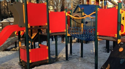Photo of Playground Детский Городок Hags at Таганский Парк, Russia