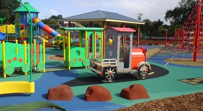 Photo of Playground Παιδικη Χαρα at Καραολη Δημητριου 21, Πετρουπολη 132 31, Greece