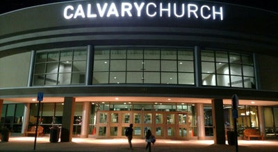 Photo of Church Calvary Assembly Of God at 1360 Conant St, Maumee, OH 43537, United States